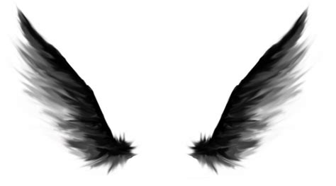dark angel wings by 27subarashii on deviantart