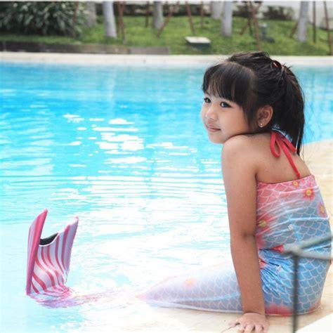 Baju Rajut Putri Duyung baju putri duyung mermaid toko bunda