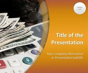 Free Trading Powerpoint Template Free Powerpoint Templates Slidehunter Com Powerpoint Templates Financial Presentation