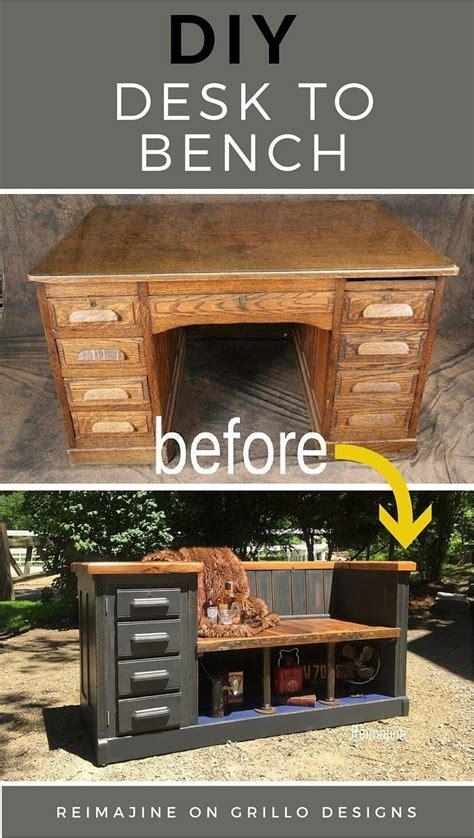 best 25 repurposed desk ideas on