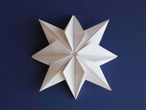 Origami Starts - origami paper for garlands or gifts design inspiration