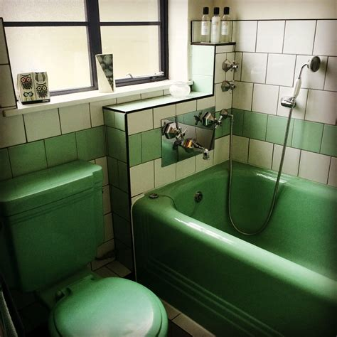 1930s bathroom suite retro retreat the control tower