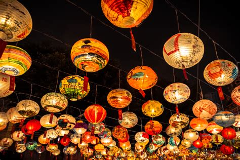 taiwan new year lunar new year lanterns in tainan synapticism