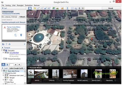 Software Melihat Dunia Earth Pro 7 jhonwarjono earth pro 7 1 5 1557 terbaru