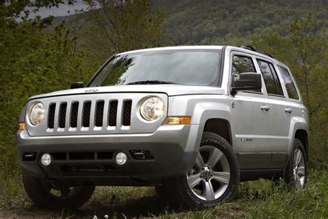 Jeep Patriot Consumer Reports Jeep Patriot Car Reviews Car Interior Design