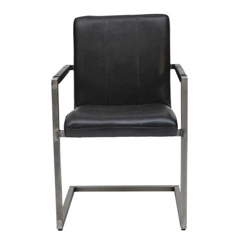 freischwinger stuhl leder freischwinger stuhl quot davis quot esszimmerstuhl echtes