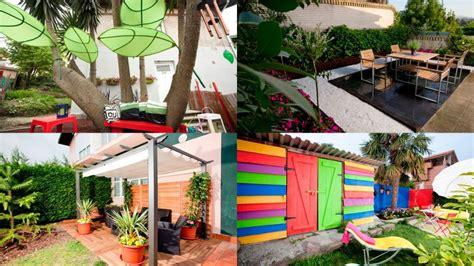 decoracion paredes jardin decoracion de jardin top cmo decorar un jardn exterior