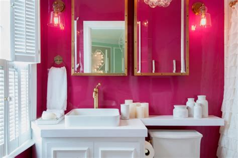 pink bathtub decorating ideas 15 pink bathroom designs decorating ideas design