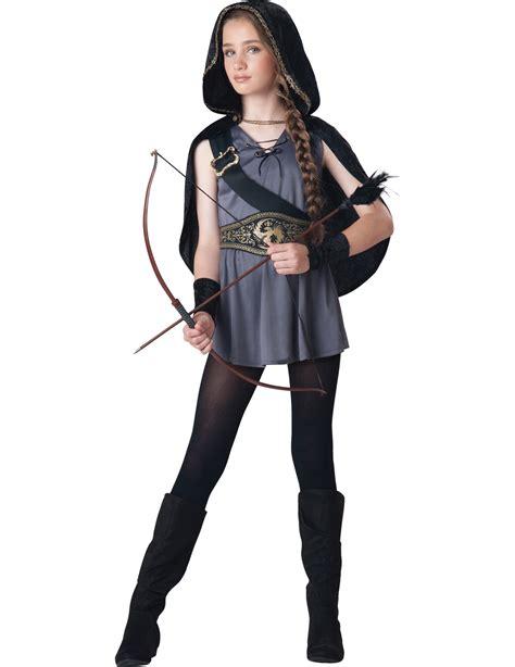 Pers Premium by Costume Cacciatrice Per Bambina Premium Costumi Bambini