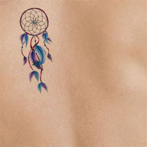small dream catchers tattoos 55 amazing catcher shoulder tattoos