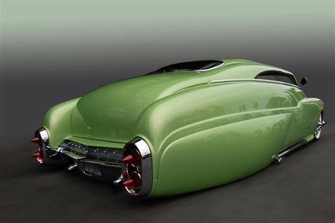 Cars Lead To More Auto by 51 Mercury Lead Sled