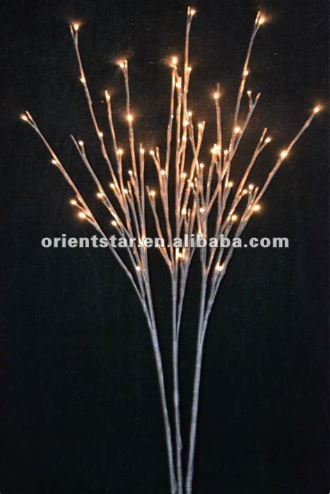 """LED Battery Branch Light 40"""" 60LED with 3 sub branches"""
