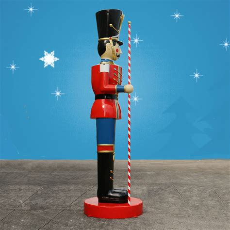large christmas soldiers 16 ft soldier decoration w baton