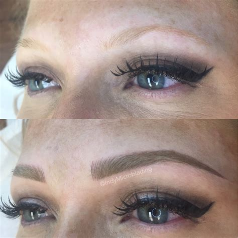 eyebrow tattoo cost vancouver hair stroke eyebrow tattoo forouz beauty toronto eyebrow