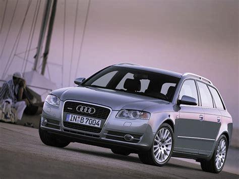 Audi A4 Avant Abmessungen by Audi A4 Avant B7 Abmessungen Technische Daten