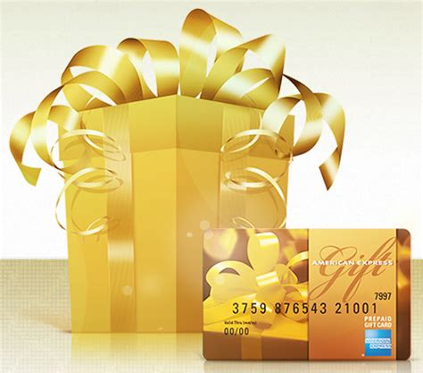Give Prepaid Credit Card Gift - give the gift card balance american express infocard co