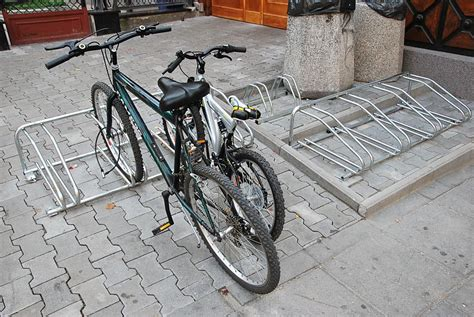 Bike Racks Wi by File Bicycle Racks 2012 Jpg Wikimedia Commons