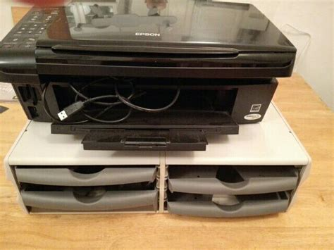 printer paper storage fellowes printer stand and paper storage unit for sale in