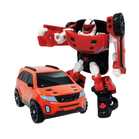 Mainan Mobil Tranformer jual mini z tobot transformer robot mobil mainan anak harga kualitas terjamin