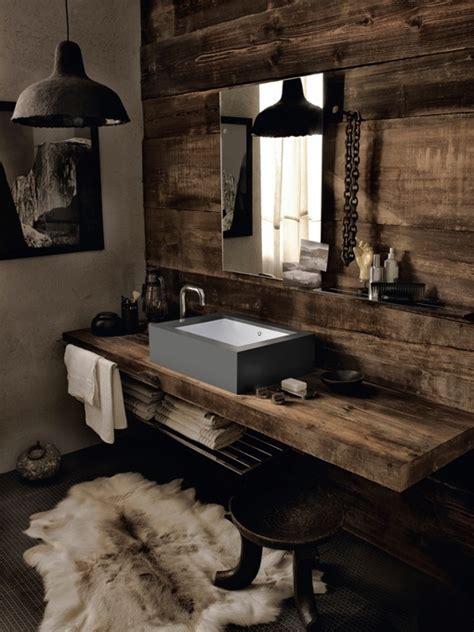 lavabo dise o lavabos de estilo r stico para el ba o dise ideas cool