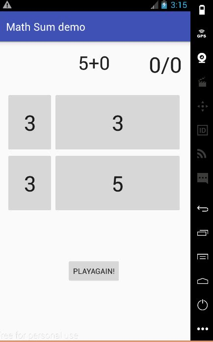 layout centerhorizontal android real layout is changed while running the app