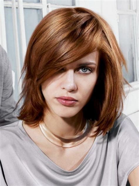 haircuts medium length round face medium length hairstyles for round face