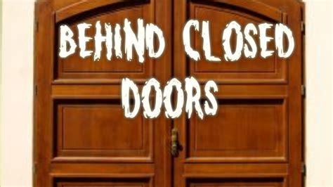 libro behind closed doors quot behind closed doors quot creepypasta youtube