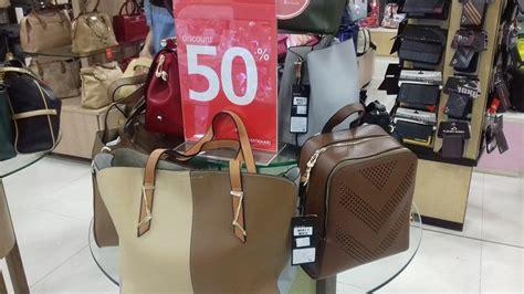 harga tas merek hana ini diskon 50 di matahari di square mau tribunsolo