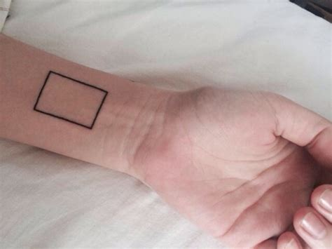 the 1975 tattoo 100 simple tattoos for the beginner canvas