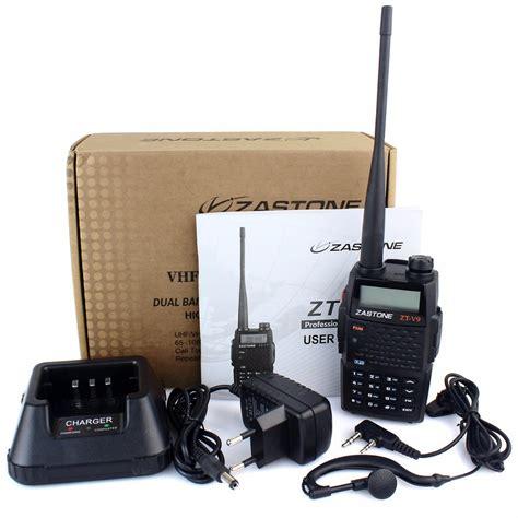 Antena Ht Mini Dualband Sma r 225 dio ht dual band vhf uhf zastone zt v9 5w lan 231 amento