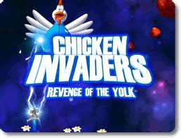 download full version game of chicken invaders 3 chicken invaders 3 revenge of the yolk free download pc