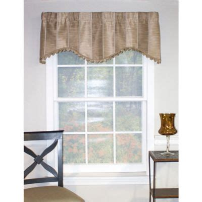 Where To Buy Window Cornice Buy Cornices And Valances From Bed Bath Beyond