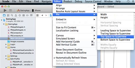 xcode layout center ios adjust center of measure in xcode 6 stack overflow