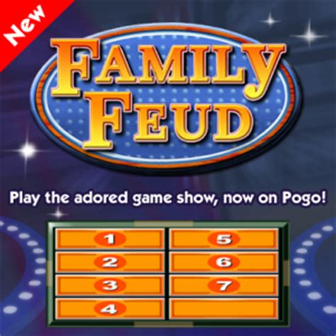 Play Family Feud Driverlayer Search Engine Free Of Family Feud