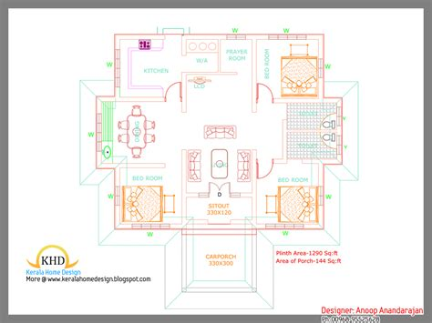 floor plans with photos house plans kerala house plans flat roof floor plans floor