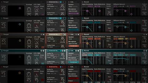 themes for ableton live 9 50 ableton skins best of 2015 joshua casper