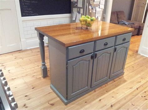 kitchen island used 25 best ideas about dresser kitchen island on pinterest