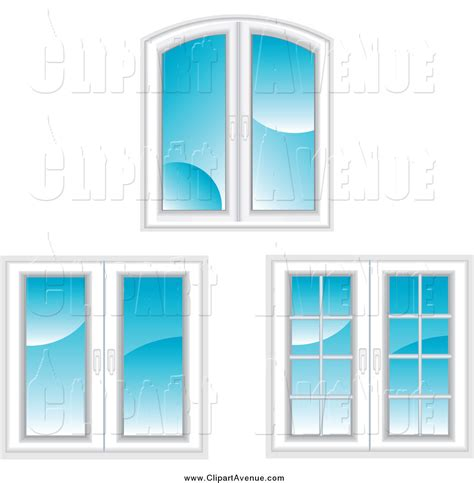 clipart windows royalty free stock avenue designs of doors