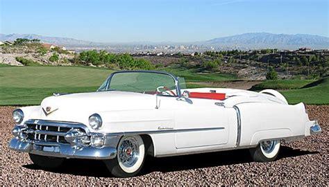 1953 Cadillac Eldorado Values   Hagerty Valuation Tool®