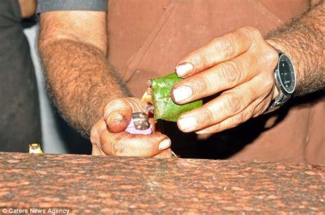 In Air Freshener Sore Throat Indian Vendor Creates Freshener That Is Set Alight