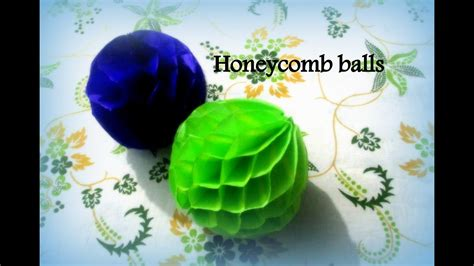 crafts videos diy paper crafts how to make honeycomb pom pom