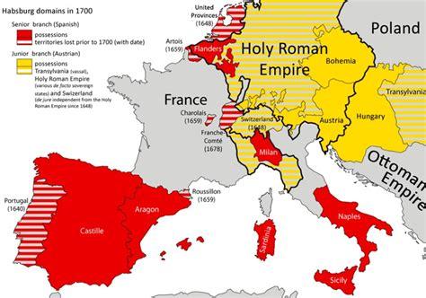 the habsburg empire a holy roman empire