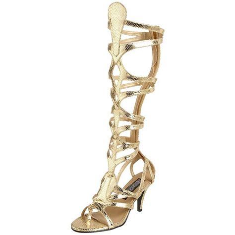 goddess sandals goddess 12 costume shoes