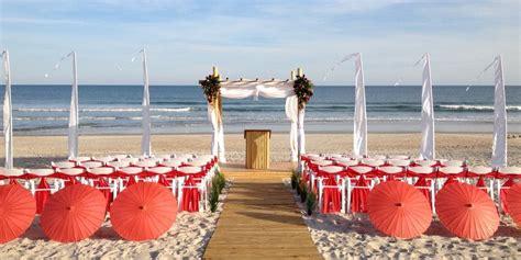 best outdoor wedding venues in carolina 2 courtyard by marriott carolina oceanfront weddings