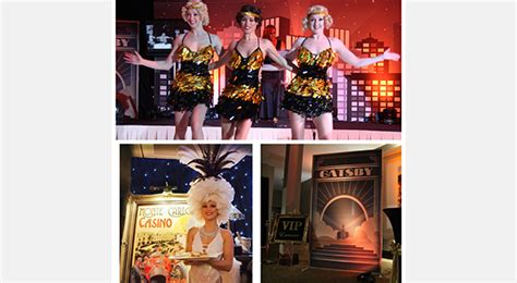 great gatsby universal themes the great gatsby provides the scene for the fit show gala