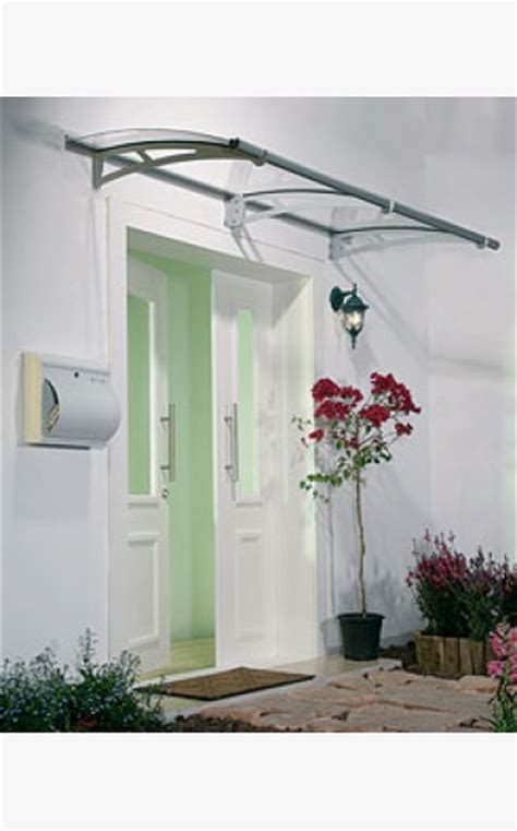 Patio Door Canopy Aquila Canopy 2050 With Clear Acrylic For Patio