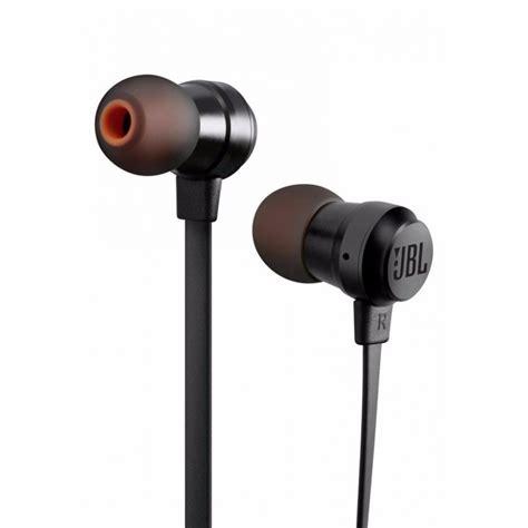 Earphone Jbl T290 Black jbl t290 in ear headphones black