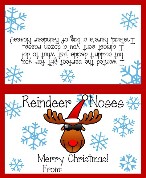 printable reindeer noses labels search results for reindeer noses free printable label