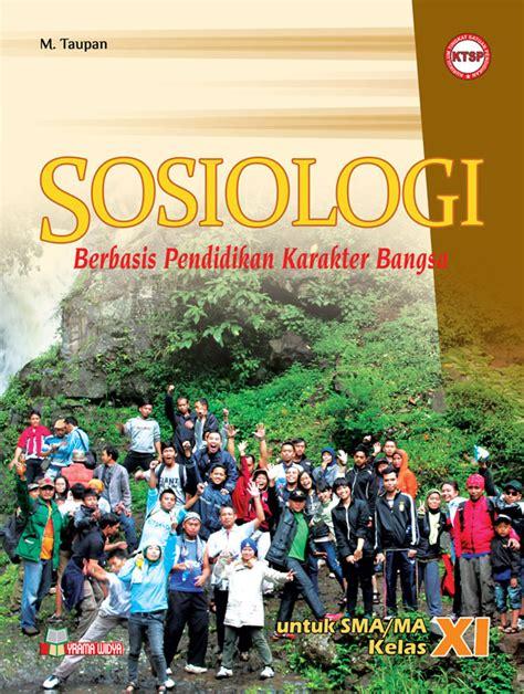 Buku Sosiologi Ekonomi buku sosiologi berbasis karakter untuk sma ma kelas xi