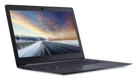 Laptop Acer Travelmate acer launches new travelmate x3 laptop with windows 10